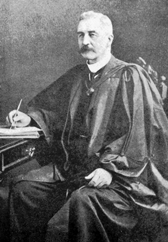 Dr George Crowther (year unknown)